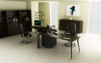 Office Interior 01A